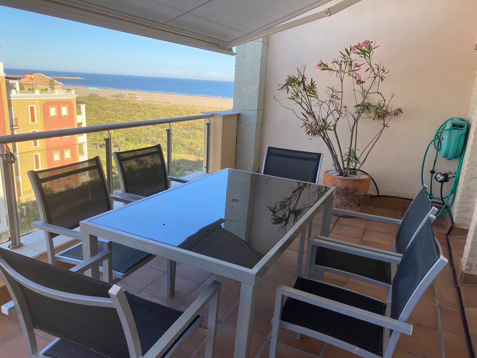 Imagen 45 del Apartamento Turístico, Ático 6 Levante (3d+2b), Punta del Moral (HUELVA), Paseo de la Cruz nº22