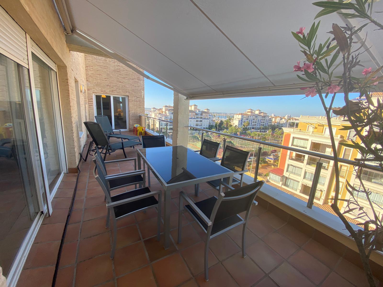 Imagen 46 del Apartamento Turístico, Ático 6 Levante (3d+2b), Punta del Moral (HUELVA), Paseo de la Cruz nº22