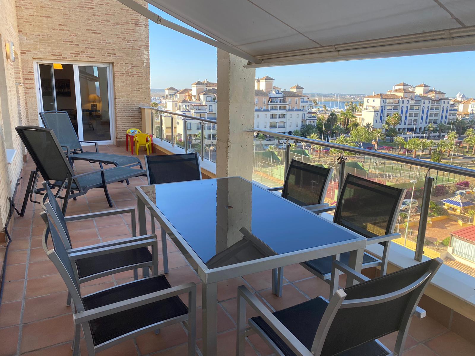 Imagen 47 del Apartamento Turístico, Ático 6 Levante (3d+2b), Punta del Moral (HUELVA), Paseo de la Cruz nº22