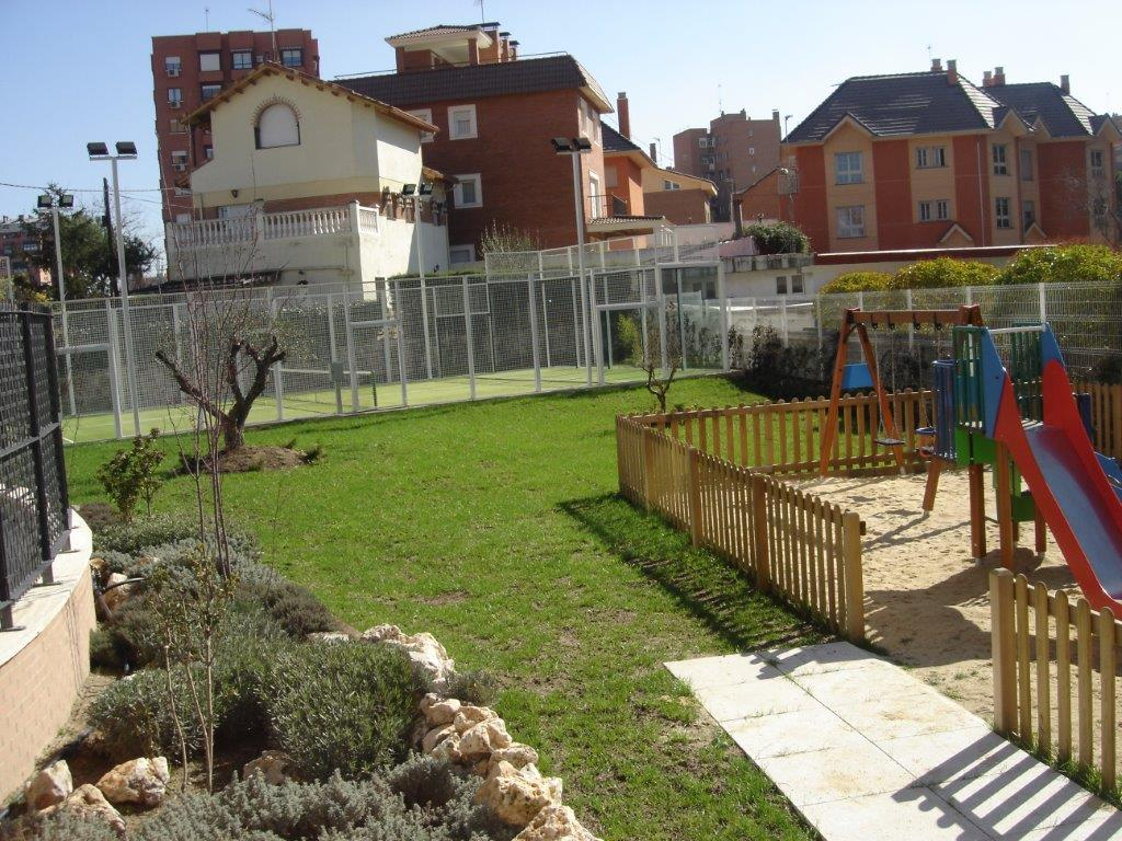 Imagen 1 del Planta Jardín Viv. D, (2d/2b) Puerta de Hierro, MADRID