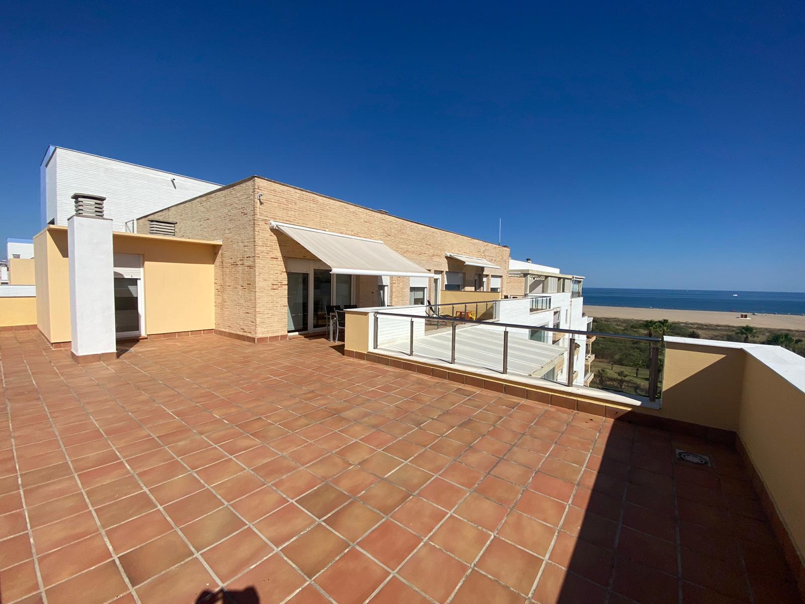 Imagen 1 del Apartamento Turístico, Ático 8 Central (3d+2b), Punta del Moral (HUELVA), Paseo de la Cruz nº22