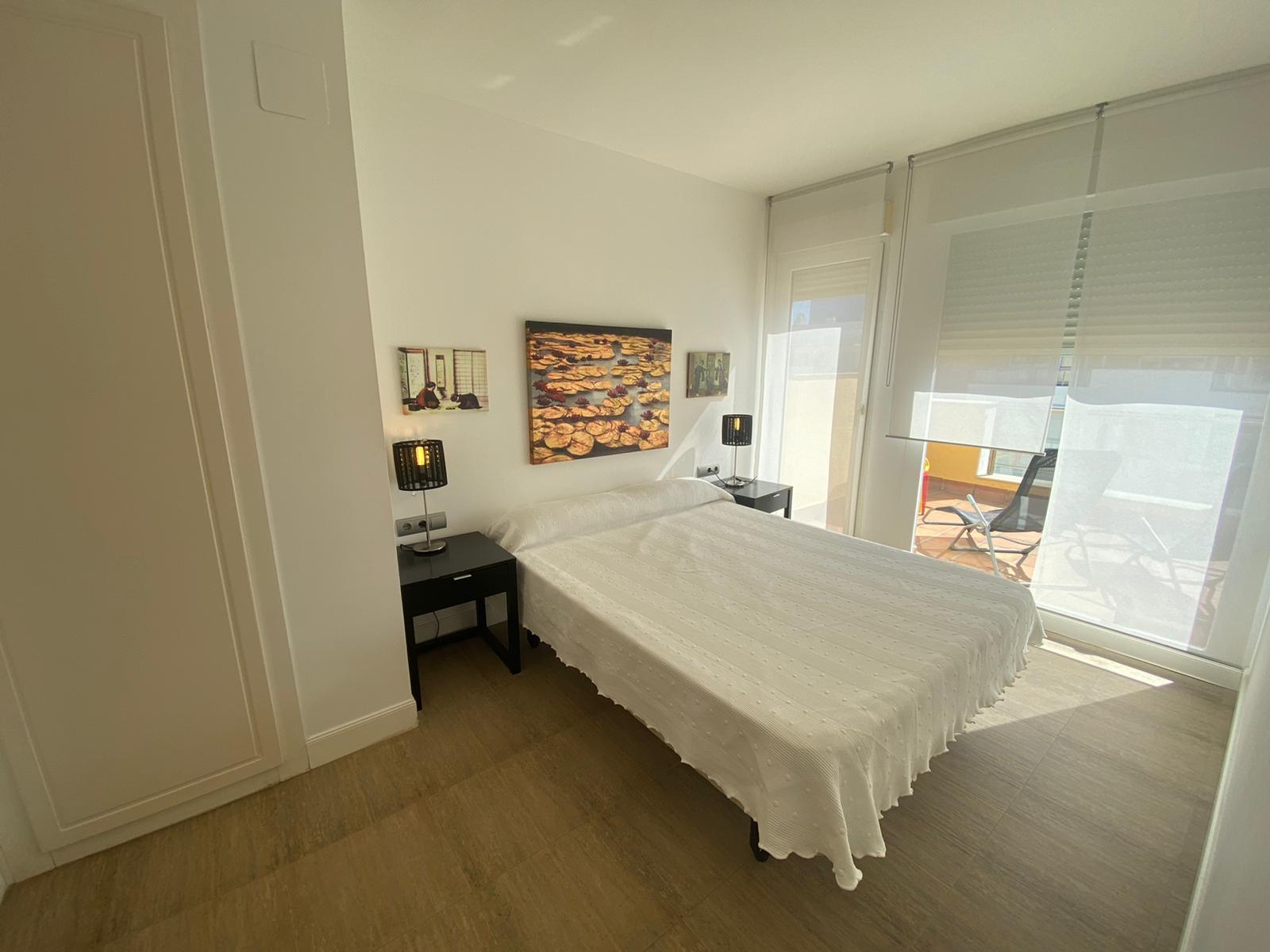 Imagen 15 del Apartamento Turístico, Ático 8 Central (3d+2b), Punta del Moral (HUELVA), Paseo de la Cruz nº22