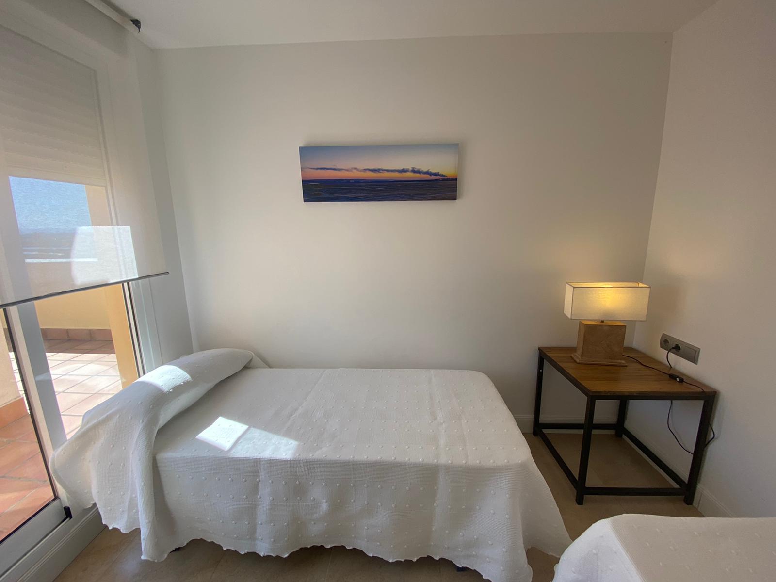 Imagen 28 del Apartamento Turístico, Ático 8 Central (3d+2b), Punta del Moral (HUELVA), Paseo de la Cruz nº22