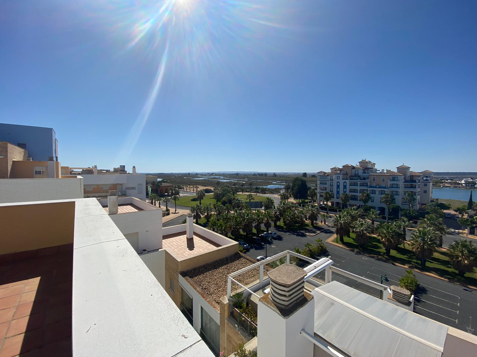 Imagen 6 del Apartamento Turístico, Ático 8 Central (3d+2b), Punta del Moral (HUELVA), Paseo de la Cruz nº22