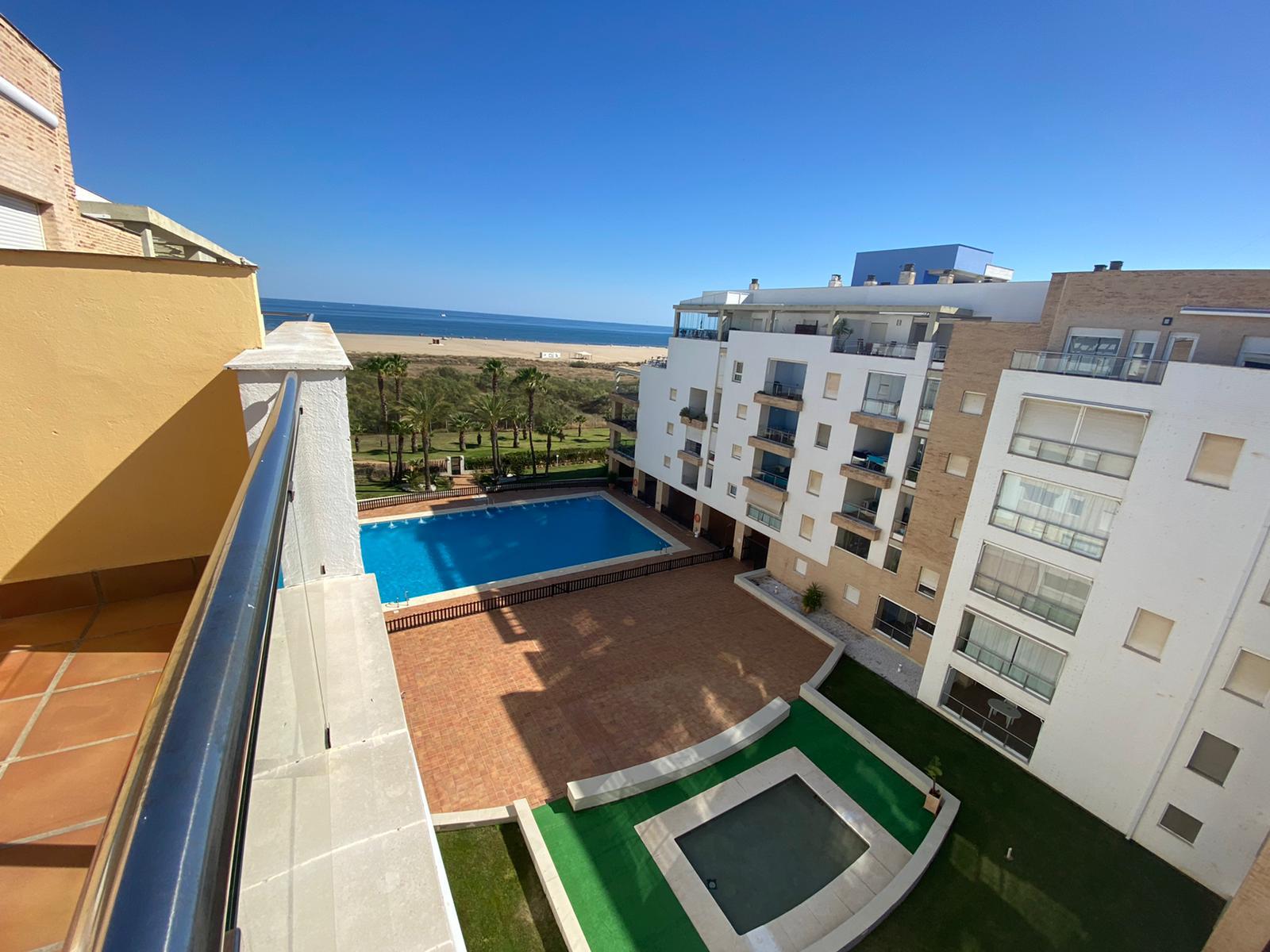 Imagen 8 del Apartamento Turístico, Ático 8 Central (3d+2b), Punta del Moral (HUELVA), Paseo de la Cruz nº22
