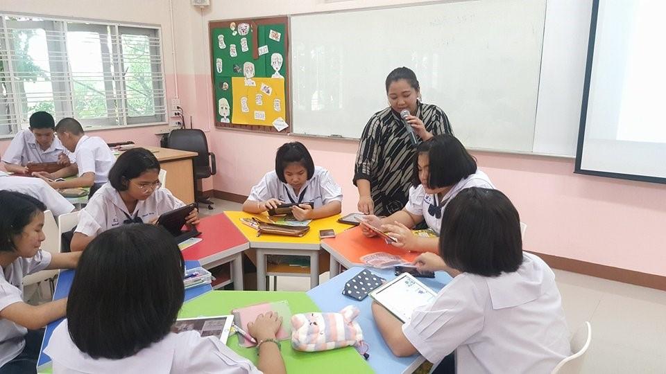 ภาพประกอบไอเดีย เทคโนโลยี iTunes U กับการสอนแบบห้องเรียนกลับด้าน !