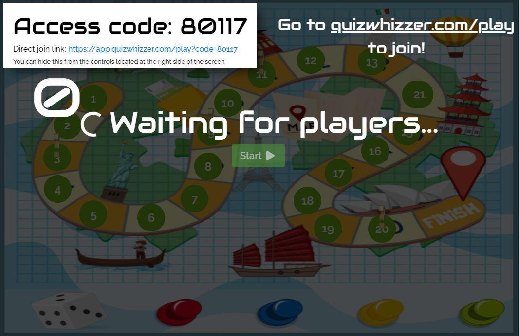 ภาพประกอบไอเดีย quizwhizzer activities