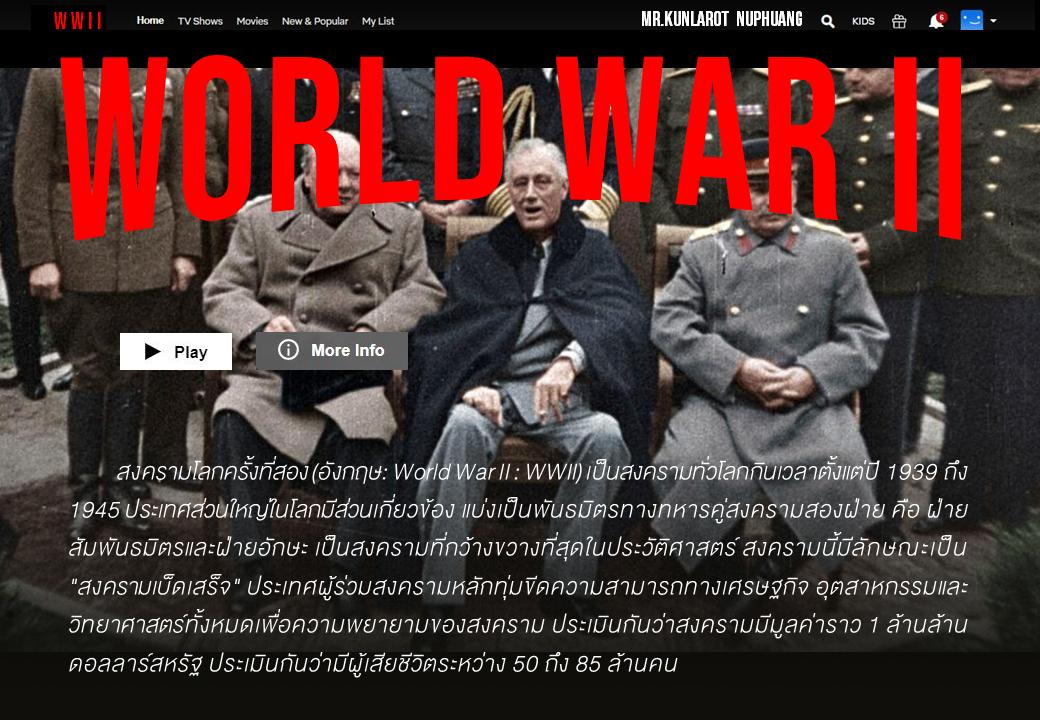 ภาพประกอบไอเดีย สงครามโลกครั้งที่ 2 & สัญลักษณ์