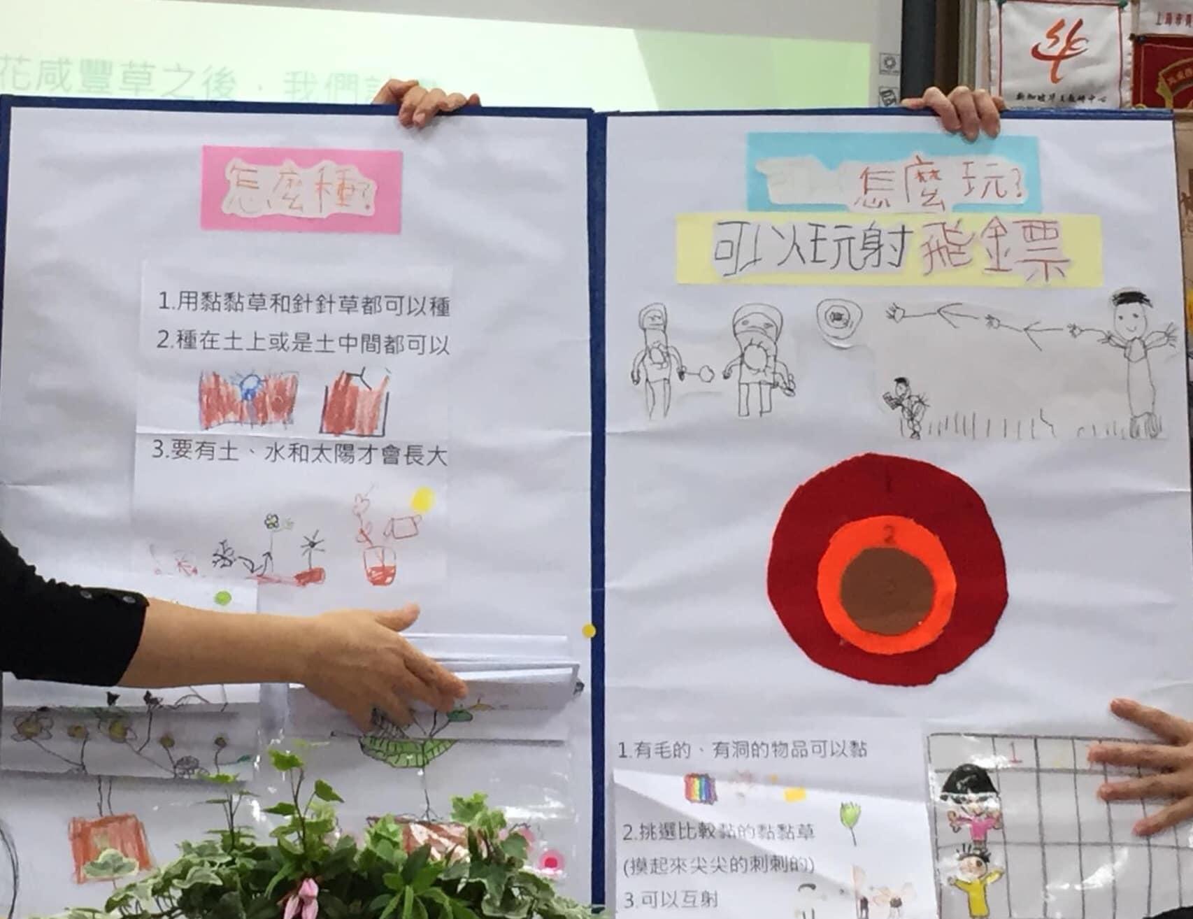 ภาพประกอบไอเดีย การสอน Project Approach ปฐมวัยสุดปังในไต้หวัน
