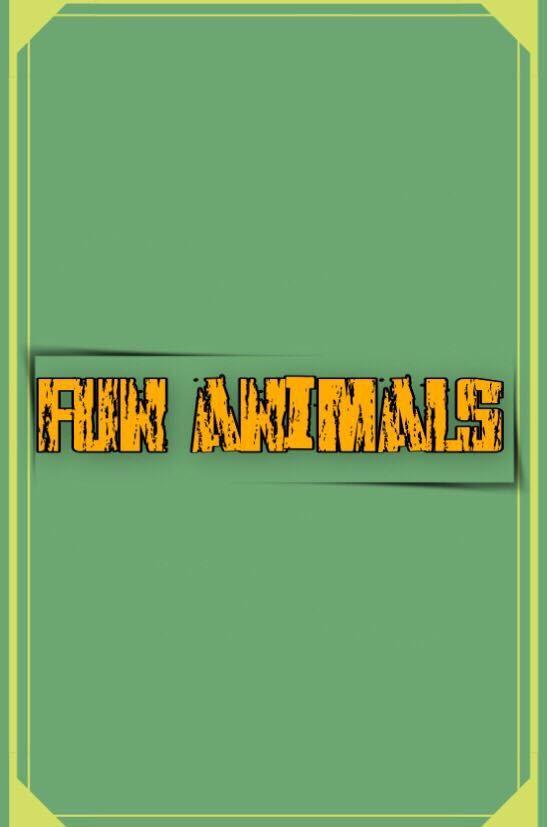 ภาพประกอบไอเดีย FUN ANIMALS