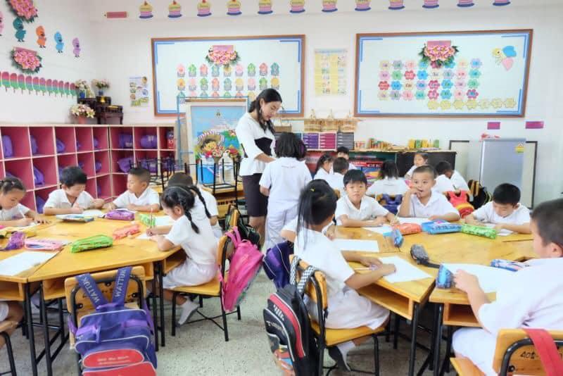 ภาพประกอบไอเดีย เทคนิคสอนเด็กปฐมวัยแต่งประโยคอังกฤษด้วยภาพและวัตถุ