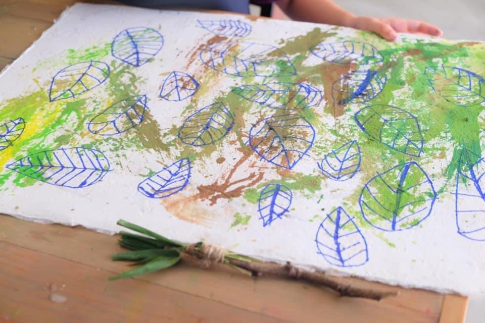 ภาพประกอบไอเดีย คุยกับครูเฟิร์น: ศิลปะของแต่ละคนมีคำตอบที่ต่างกัน