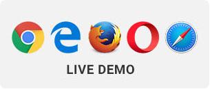 Ionium 2 Demo on Web