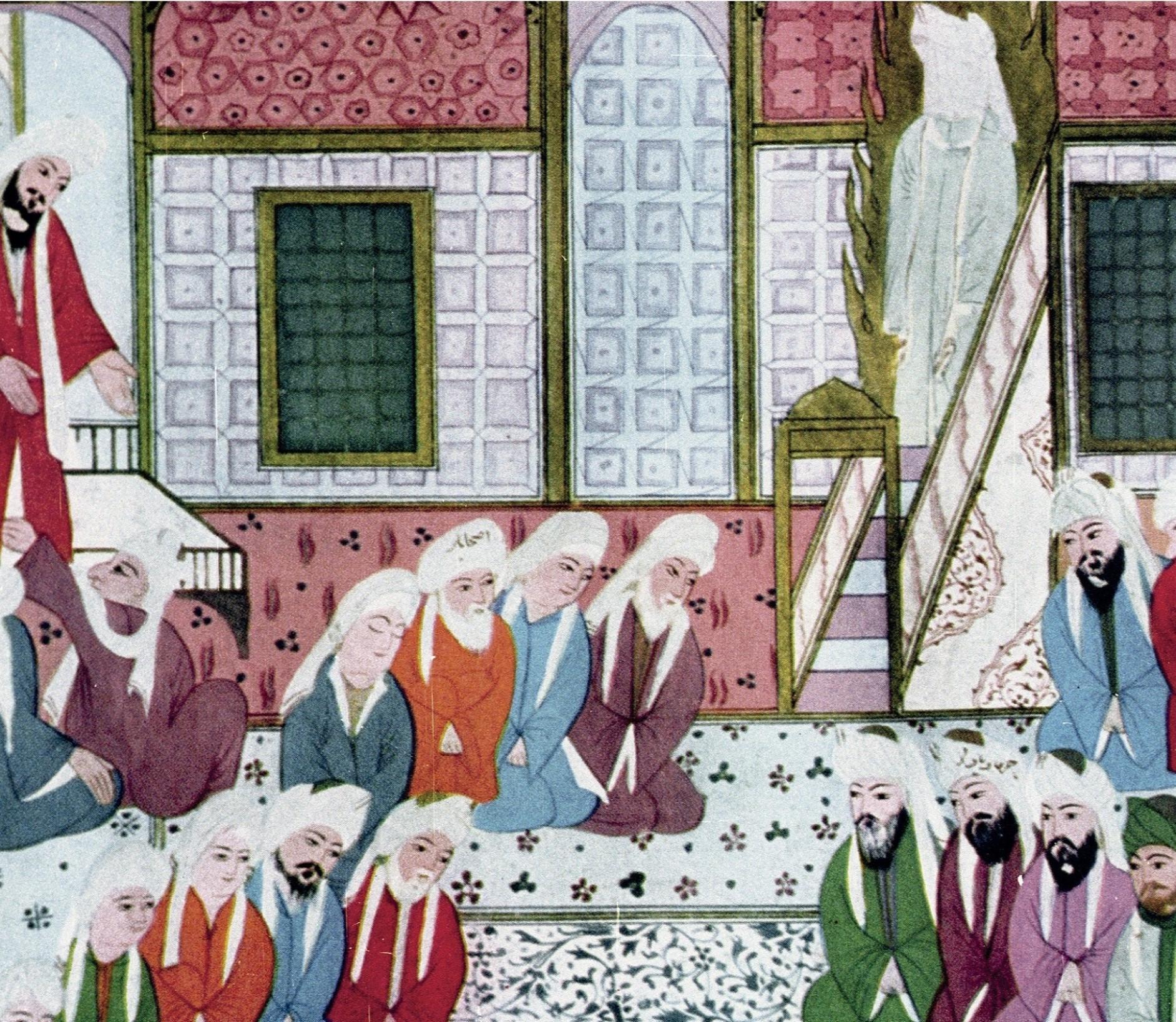 Profeta Muhammad em seu último sermão