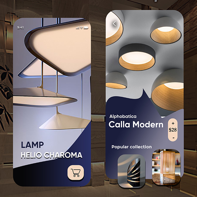 House Lighting Interior Design App