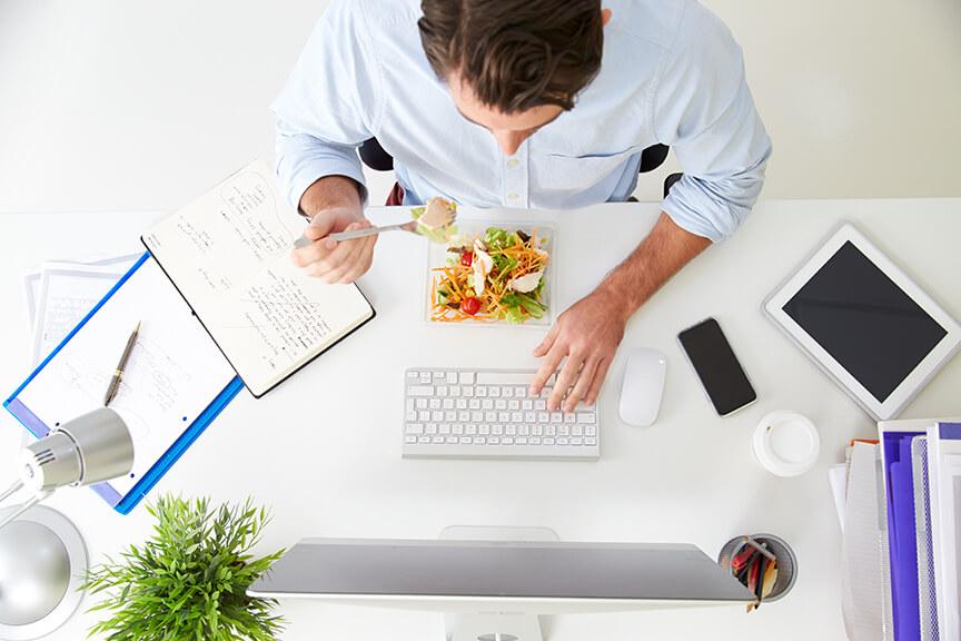 10 Amazing Health Hacks at Work