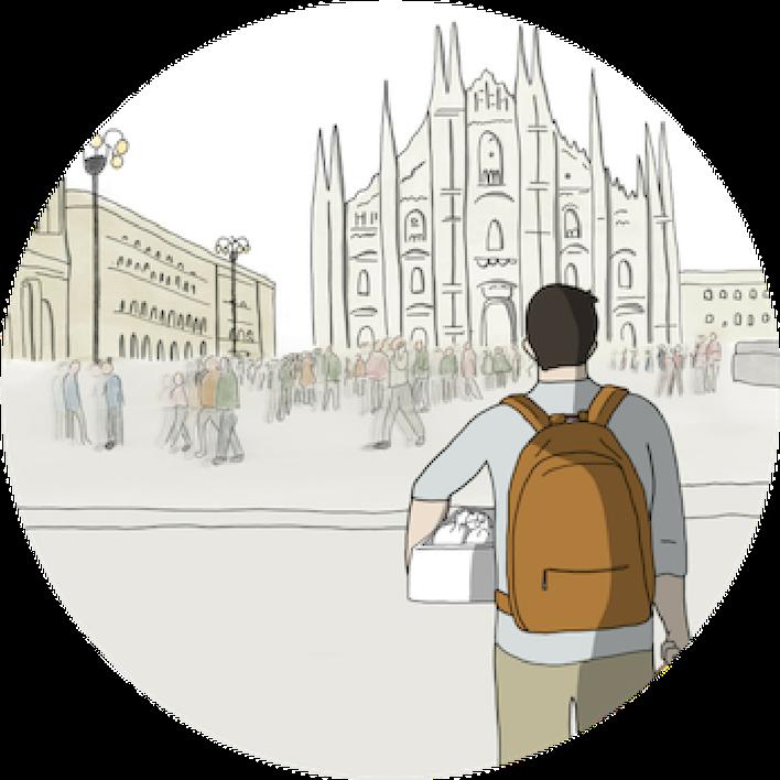Un Terrone a Milano