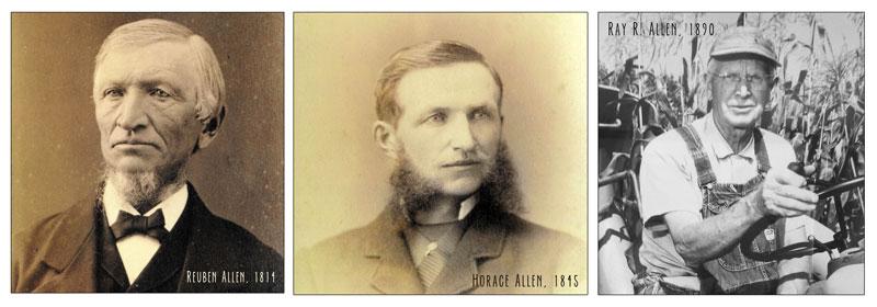 Reuben Allen 1814