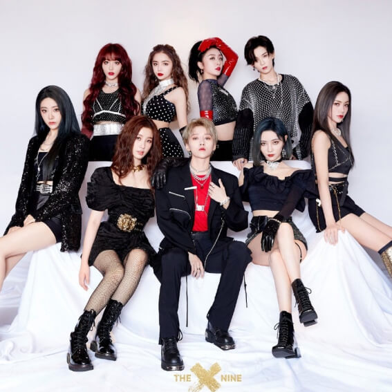 THE9: Profile, Members, Facts, Debut, Positions | Hallyu Idol