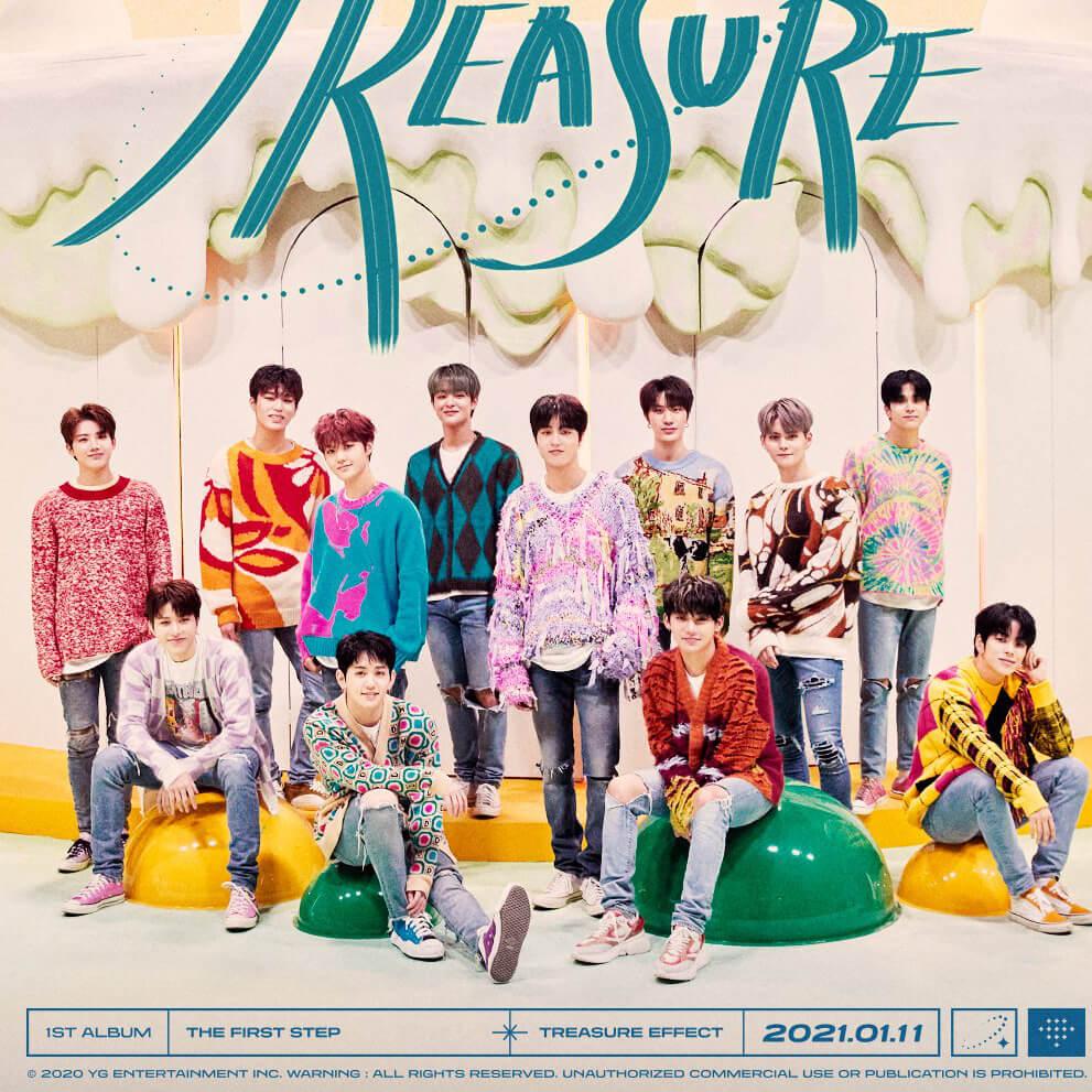 TREASURE: Profile, Members, Facts, Debut, Positions | Hallyu Idol