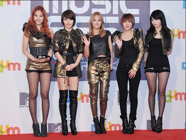 4MINUTE: Profile, Members, Facts, Debut, Positions | Hallyu Idol