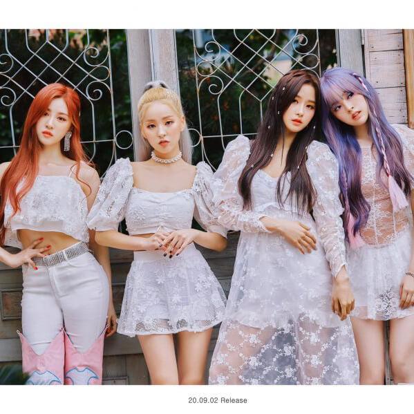LUNARSOLAR: Profile, Members, Facts, Debut, Positions | Hallyu Idol
