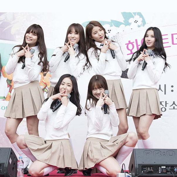 GFRIEND: Profile, Members, Facts, Debut, Positions | Hallyu Idol