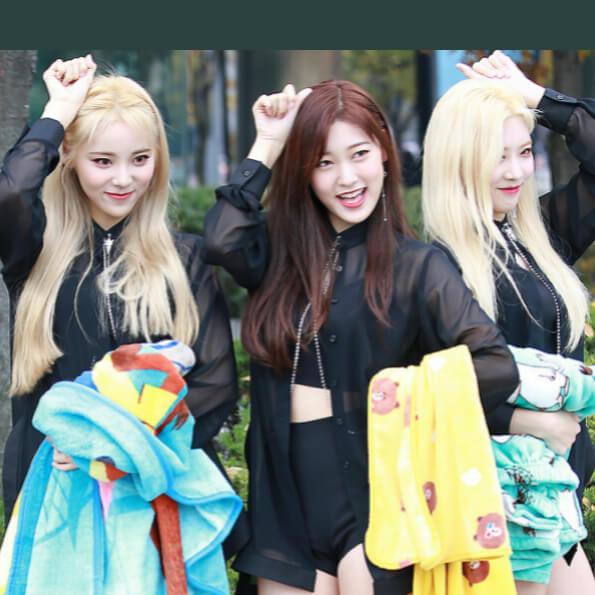ODD EYE CIRCLE: Profile, Members, Facts, Debut, Positions | Hallyu Idol