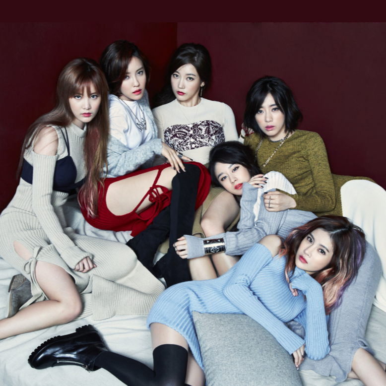 T-ARA: Profile, Members, Facts, Debut, Positions | Hallyu Idol