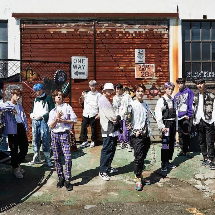 NTX: Profile, Members, Age, Birthdays, Positions | Hallyu Idol
