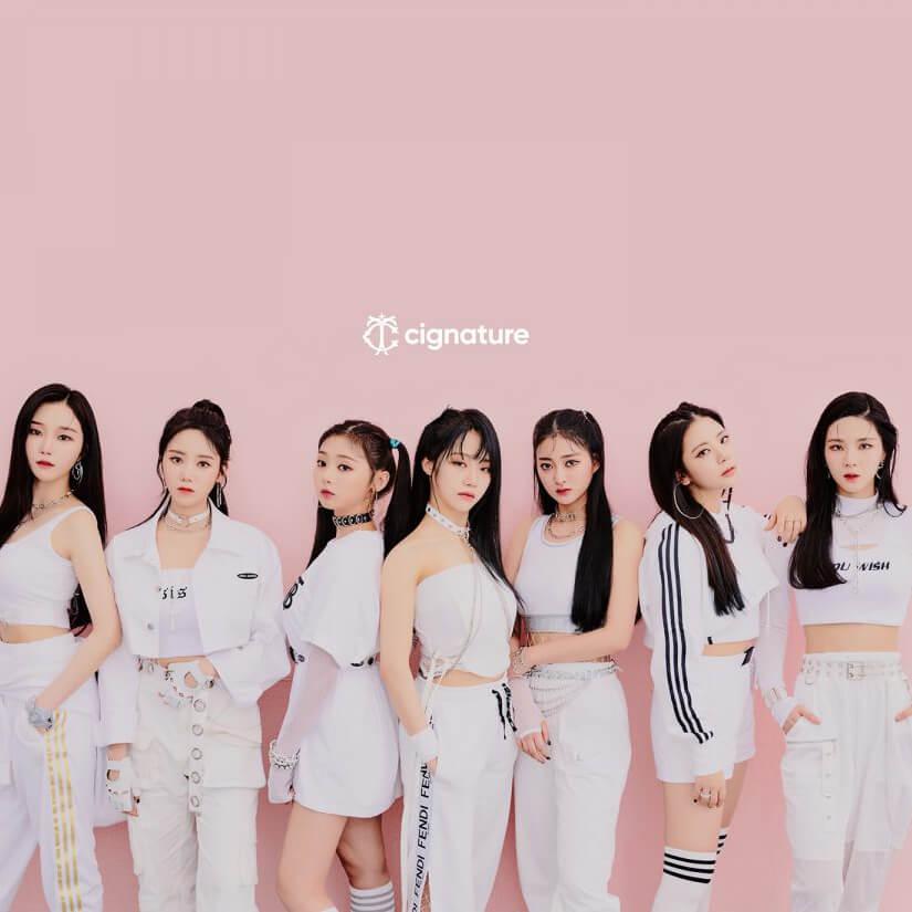 CIGNATURE: Profile, Members, Facts, Debut, Positions   Hallyu Idol