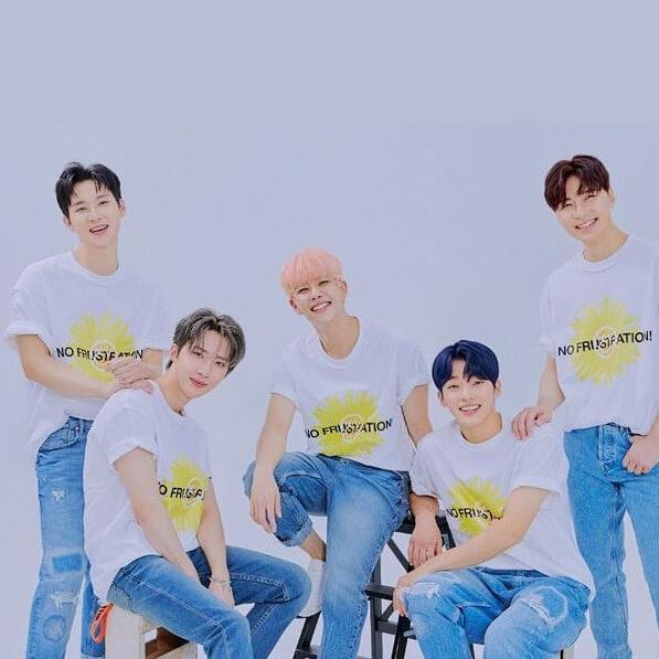 SUPER FIVE: Profile, Members, Age, Birthdays, Positions | Hallyu Idol
