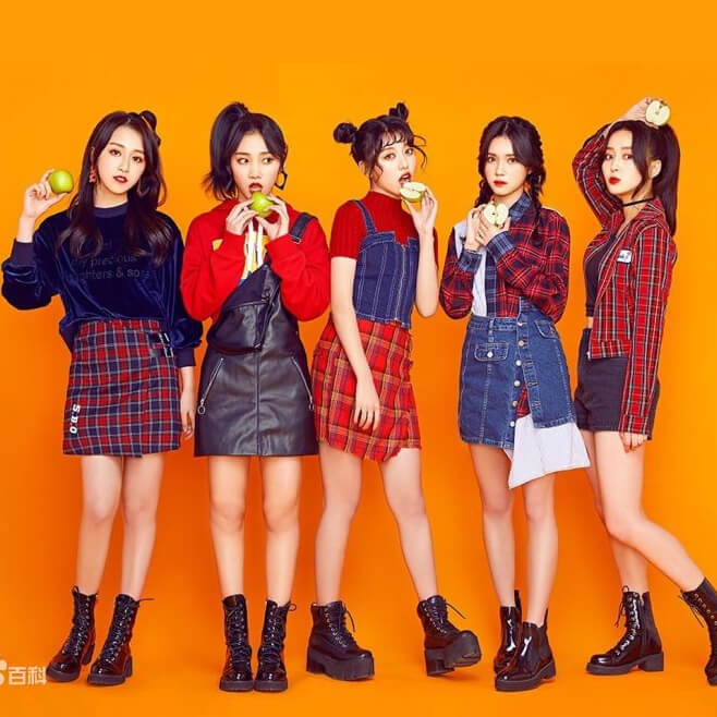 CHIC CHILI: Profile, Members, Facts, Debut, Positions | Hallyu Idol