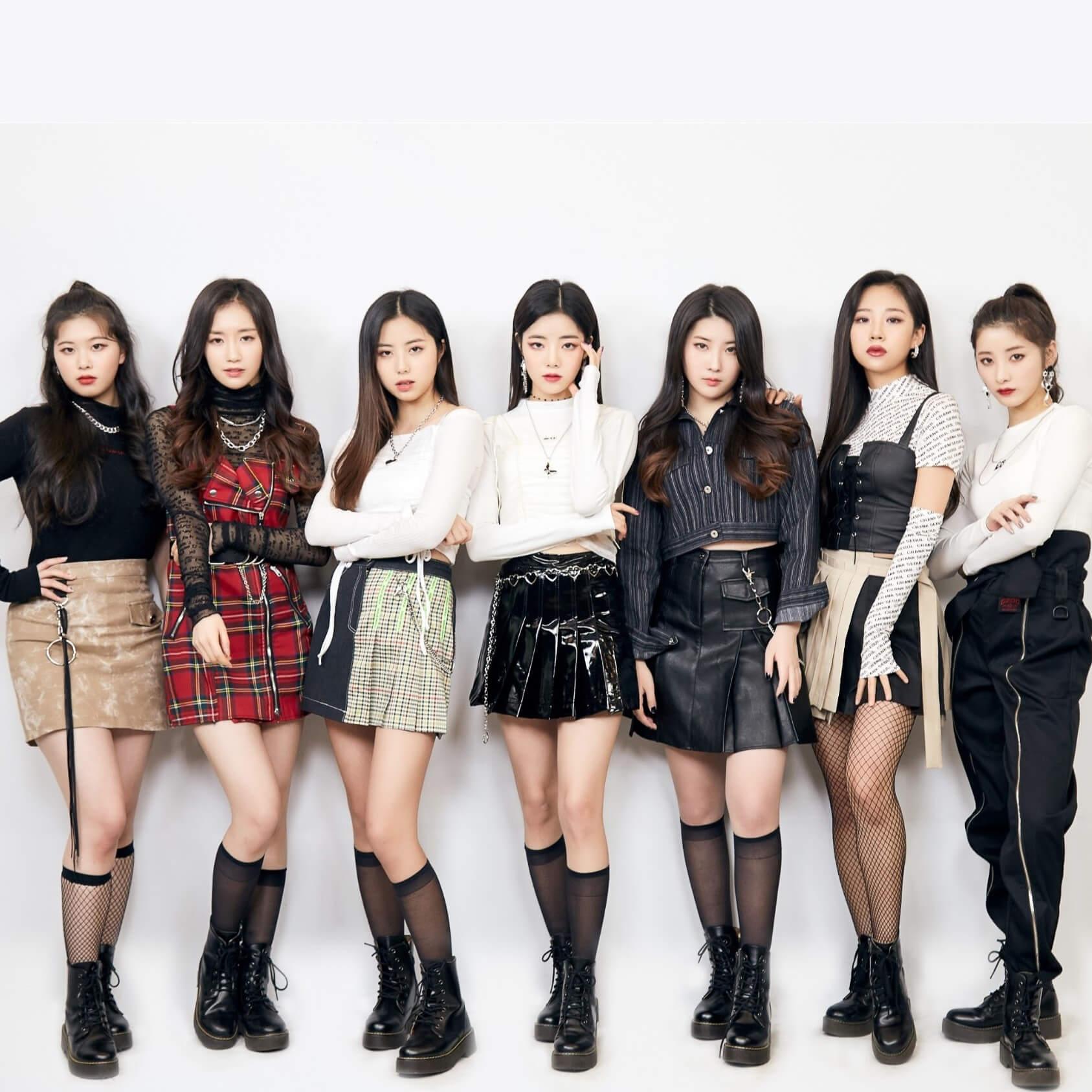 PURPLE KISS: Profile, Members, Facts, Debut, Positions | Hallyu Idol