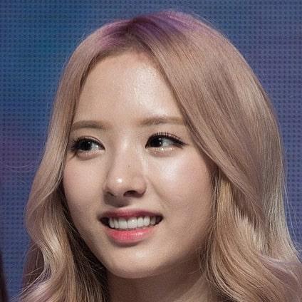 Bona: Profile, Age, Weight, Height, Facts   Hallyu Idol