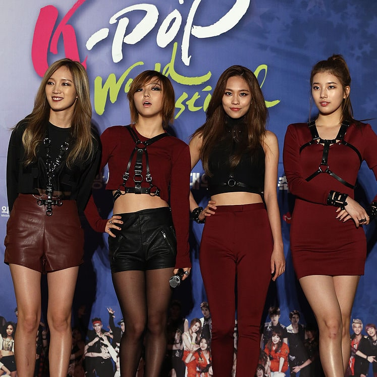MISS A: Profile, Members, Facts, Debut, Positions | Hallyu Idol