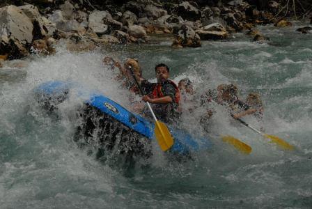 Rafting + noćenje