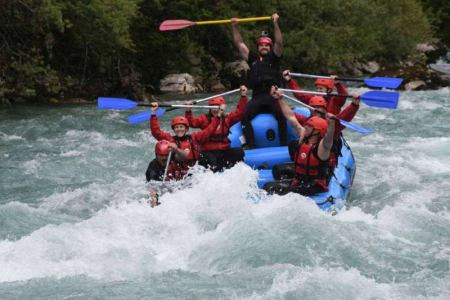 Trodnevna tura | Rafting i hiking
