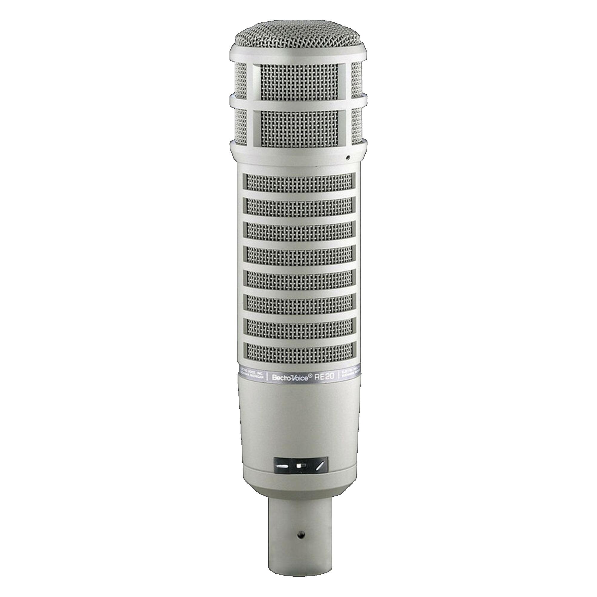 Electro-Voice PL20/RE20