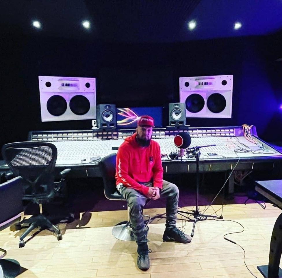 @coolcnd Enginner Jay-Z Florida Studio