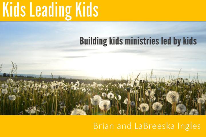 Kids Leading Kids - FREE eBook