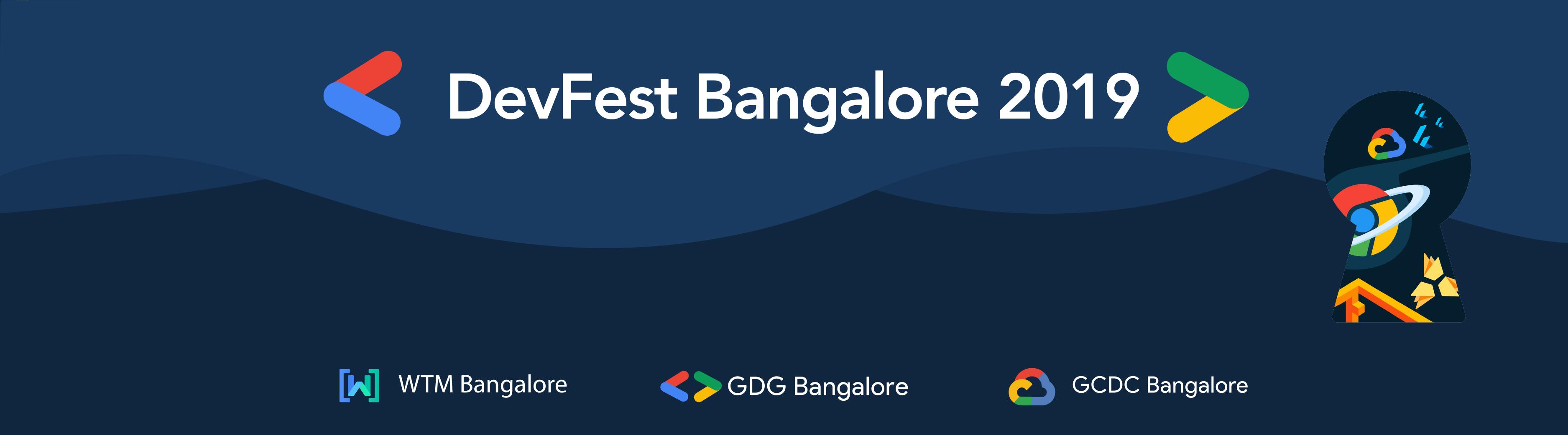 DevFest 2019 Bangalore