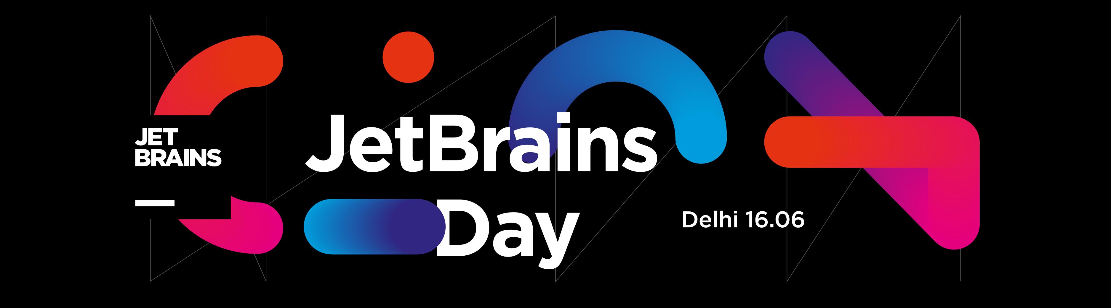 JetBrains Day Delhi 2019