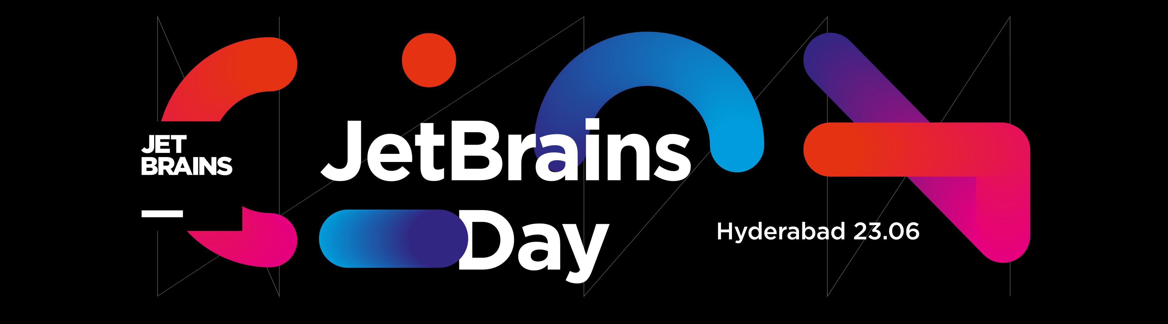 JetBrains Day Hyderabad 2019