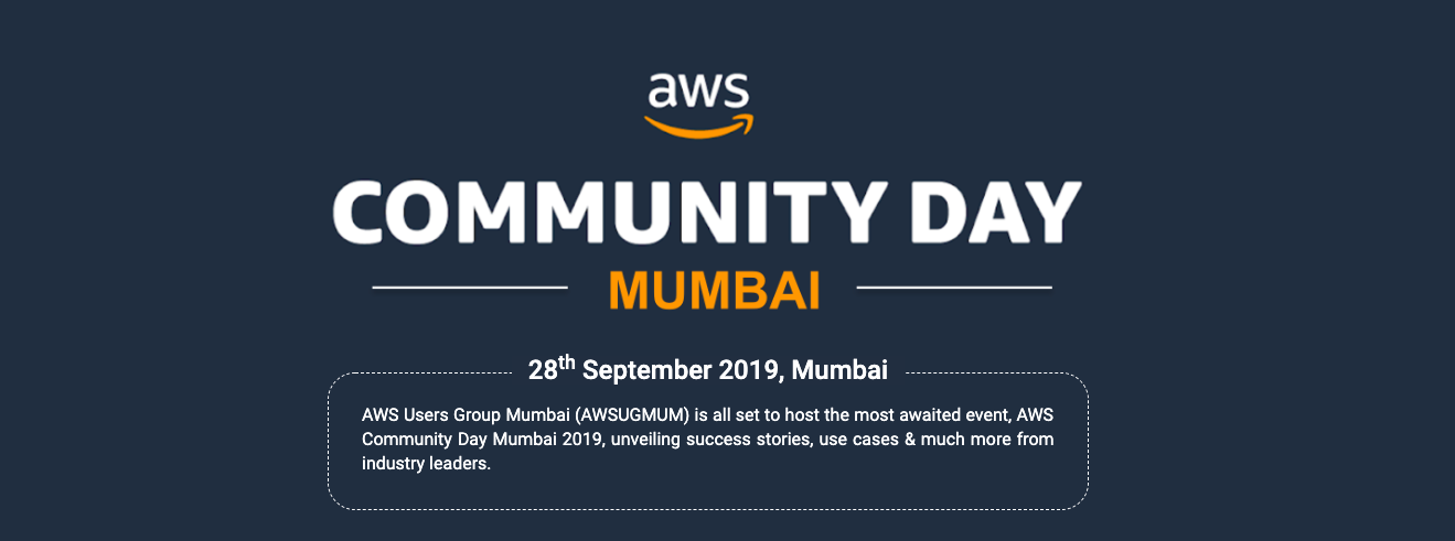 AWS Community Day - Mumbai