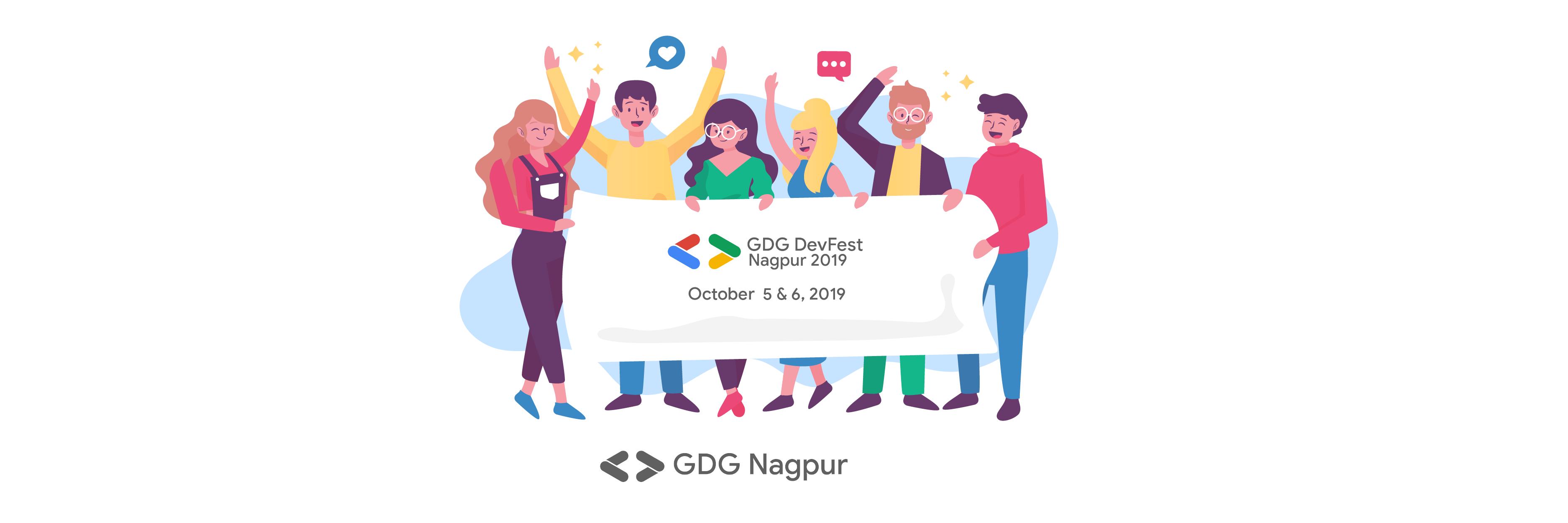 GDG DevFest Nagpur 2019