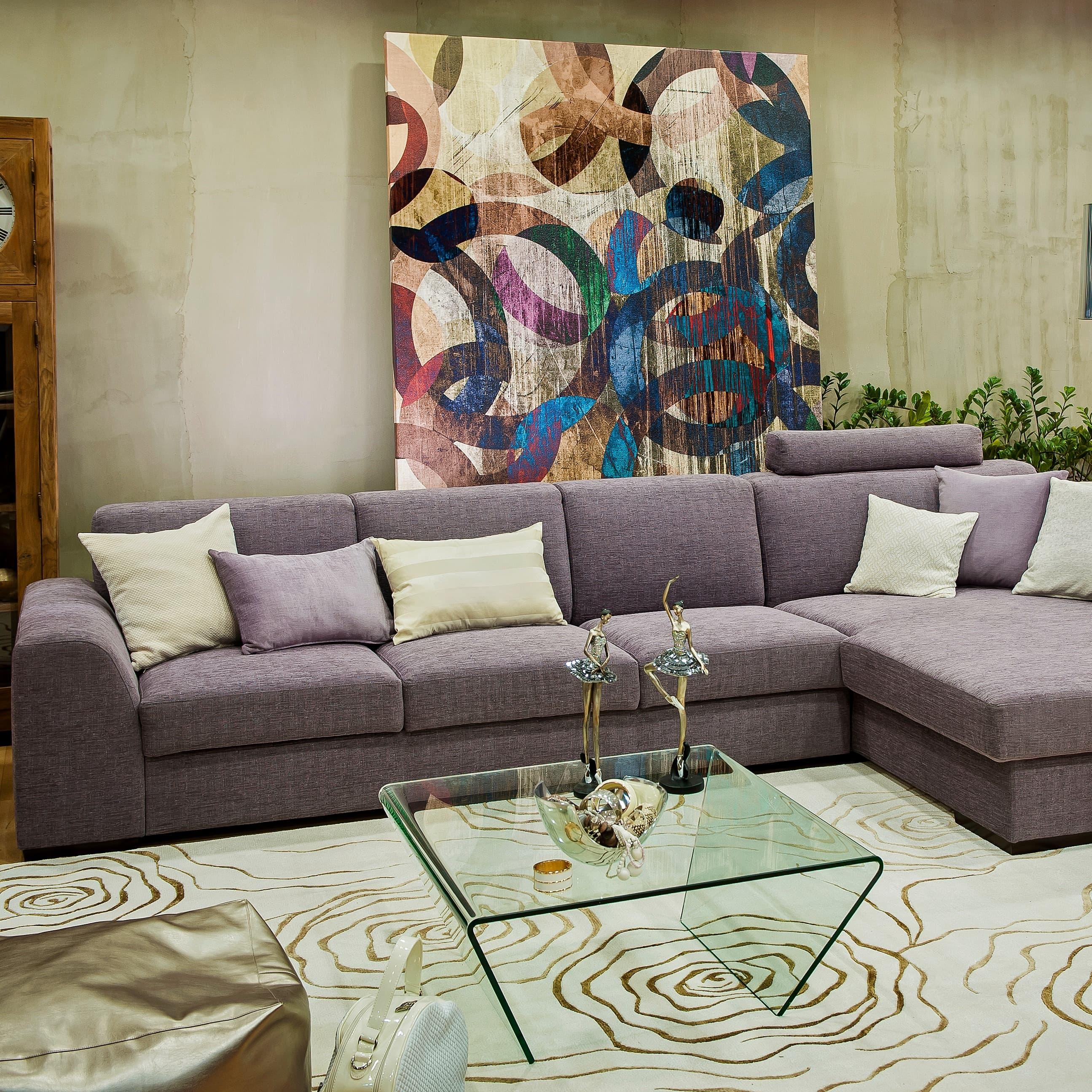 Sydney XXL lábtartós kanapé