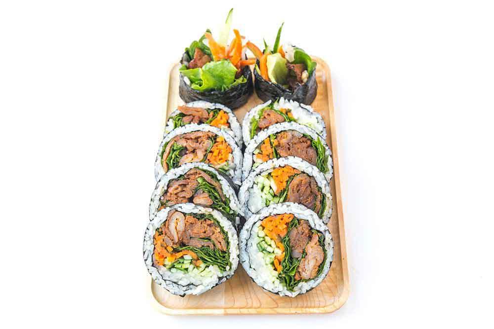 고고밥 스파이시포크김밥