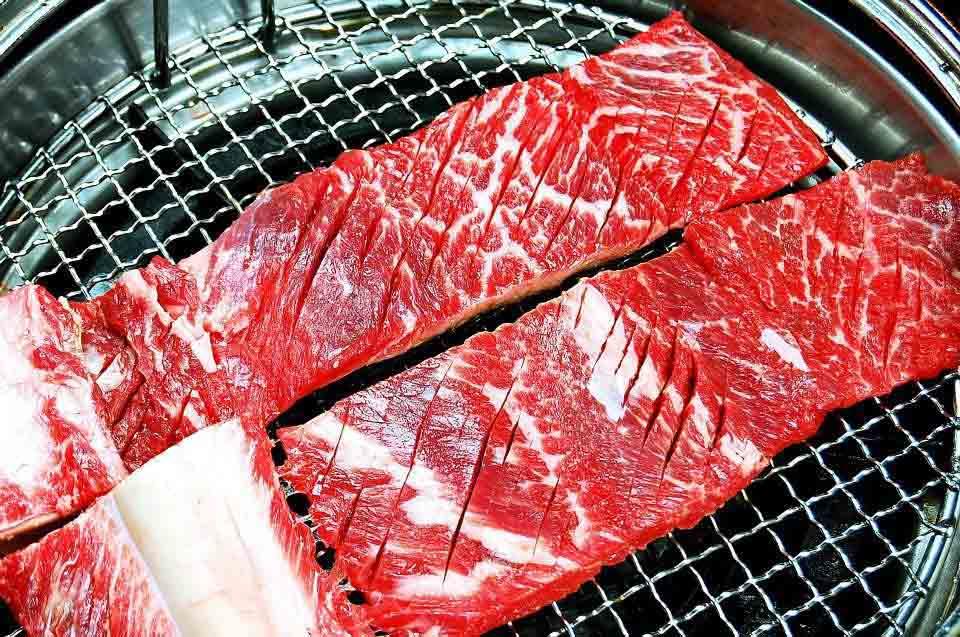 고기사랑 생갈비
