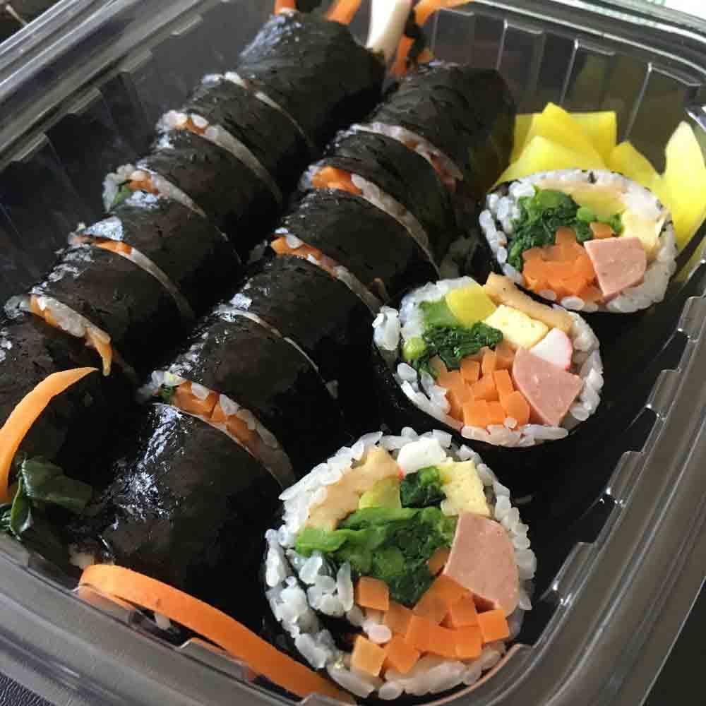 김밥천국 김밥